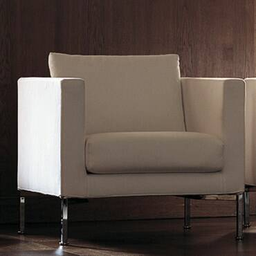 Box Armchair