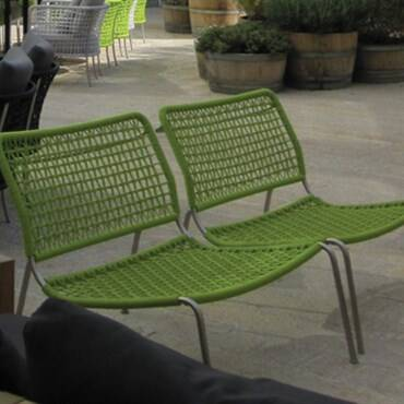 Frog Chair Outdoor