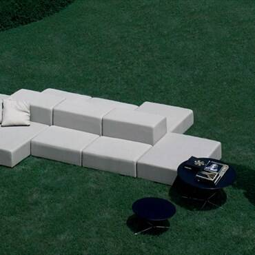 Extra Wall Sofa Outdoor