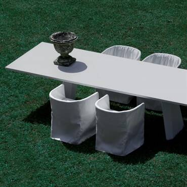 Wedge Table Outdoor